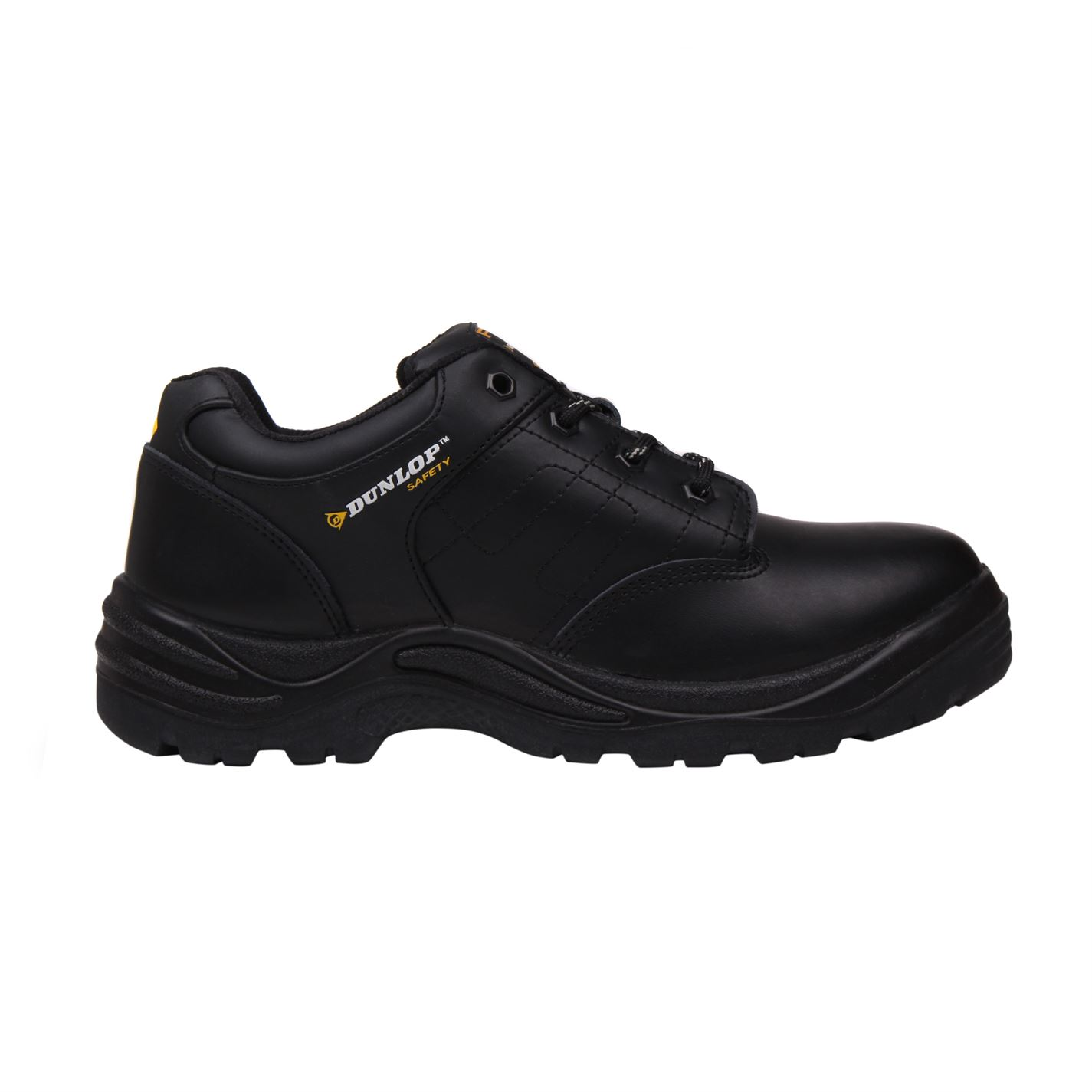 Dunlop Kansas Mens Steel Toe Cap Safety Boots Black