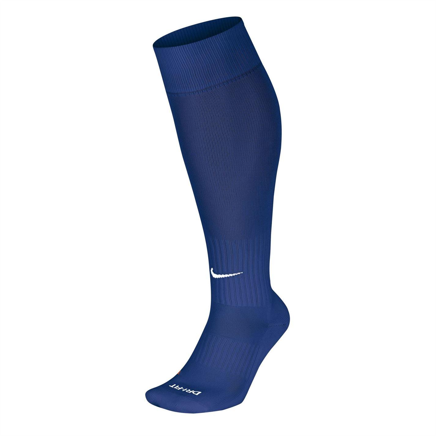 Nike Classic Football Socks Mens Royal