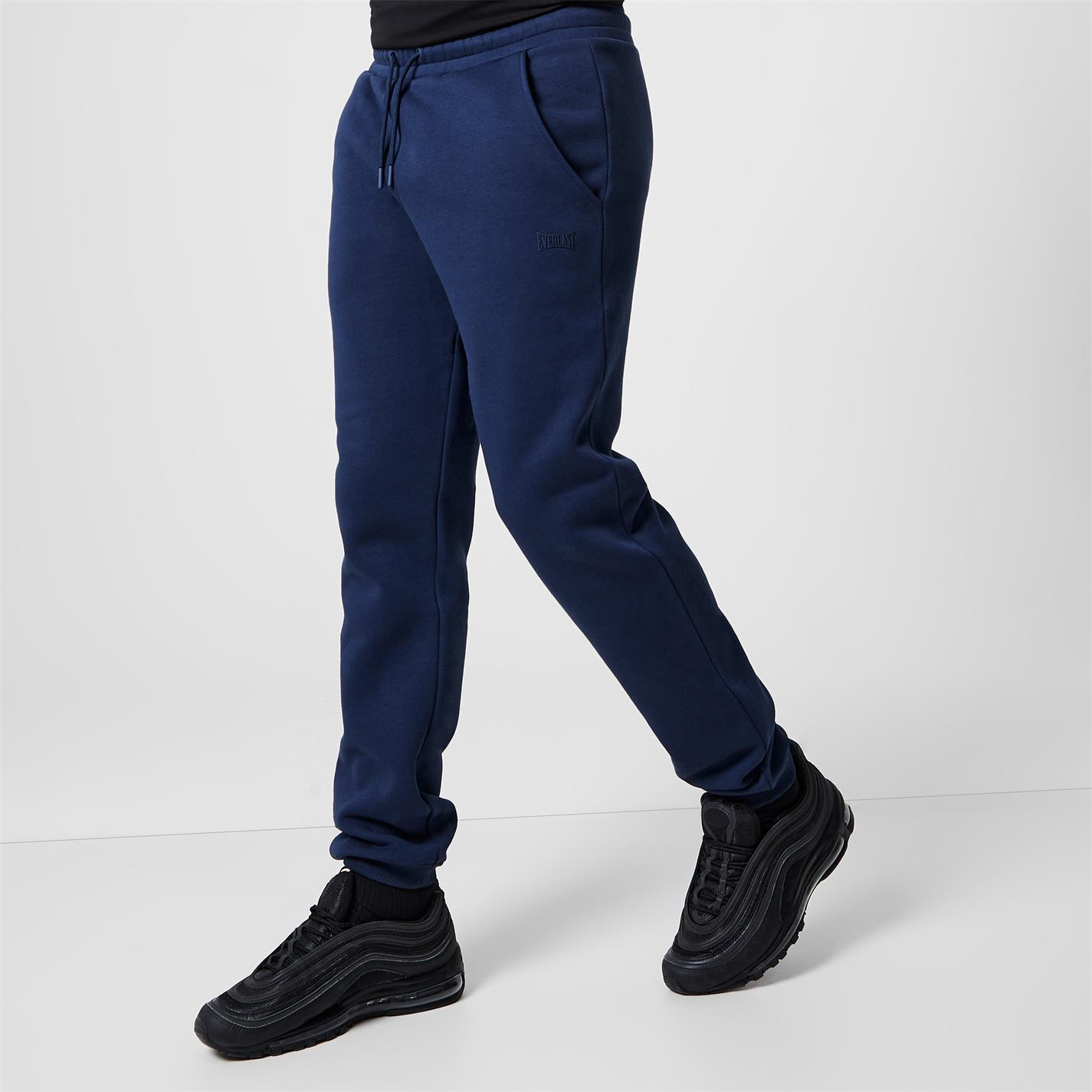 Everlast Jogging Bottoms Mens Navy