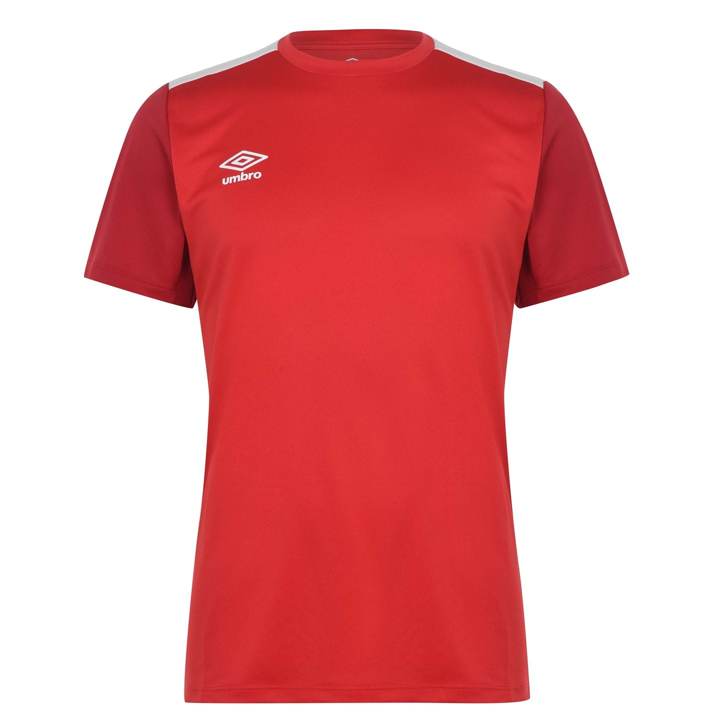 Umbro Training Jersey Mens Red