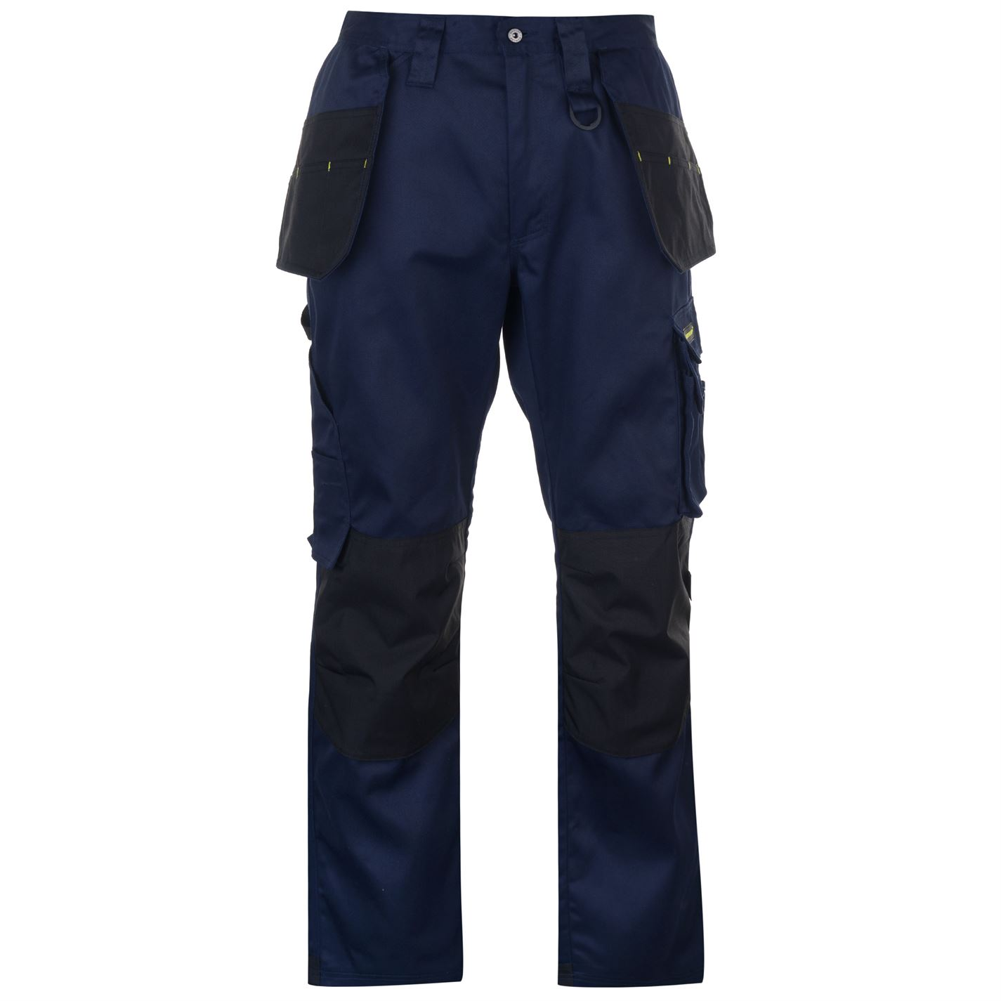 Dunlop On Site Trousers Mens Navy/Black