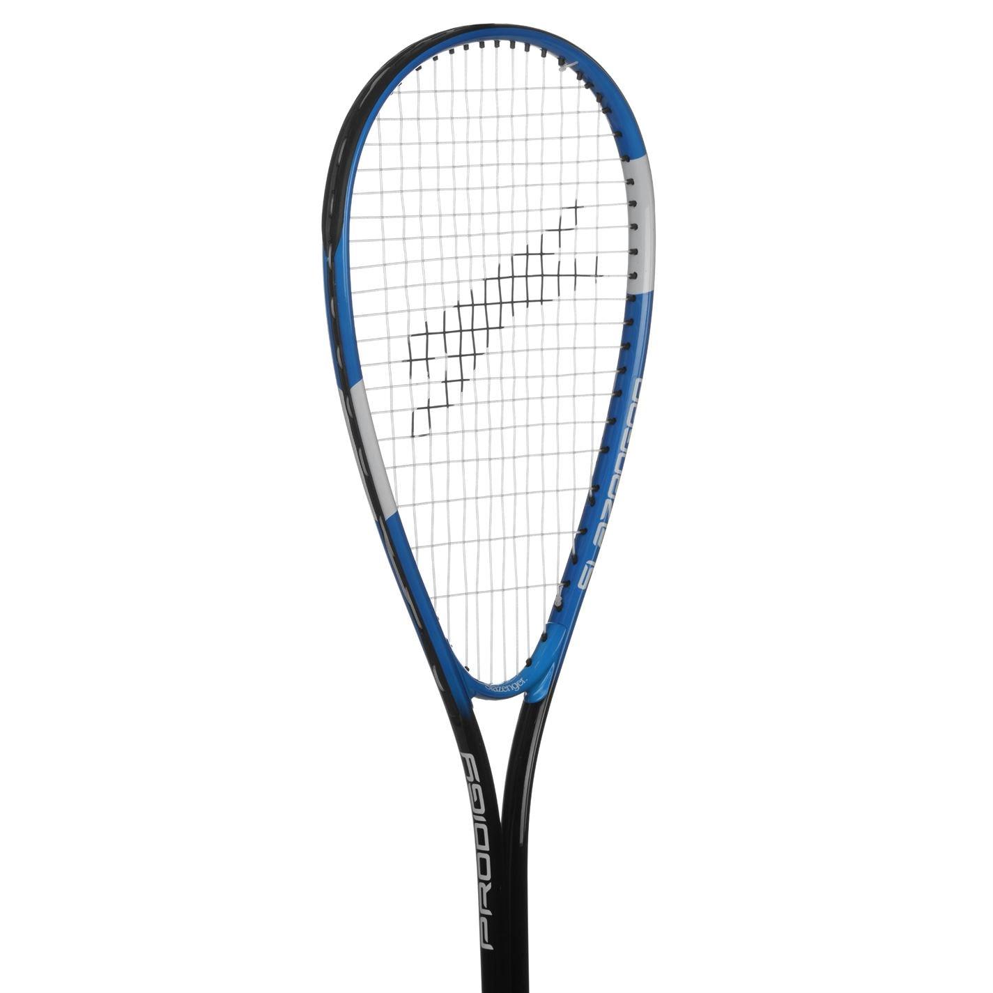 Slazenger Prodigy Squash Racket Blue/White