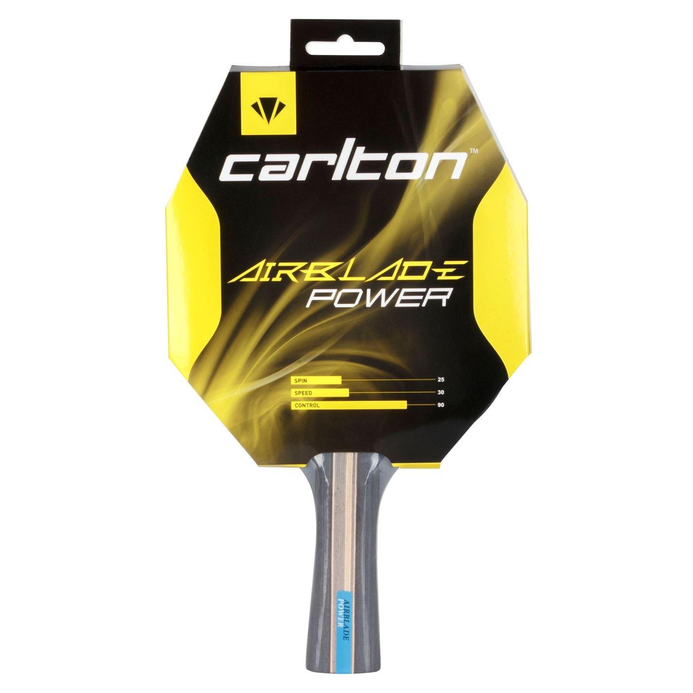 Carlton Airlite Power Table Tennis Bat