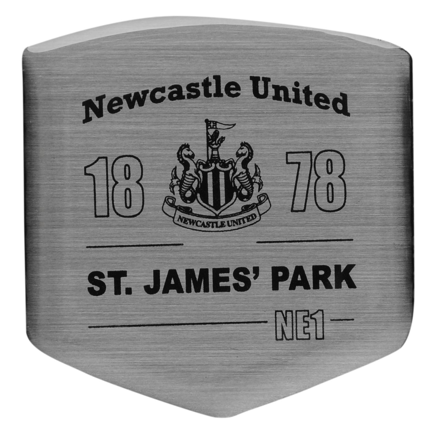 Team Football Crest Pin Badge Newcastle