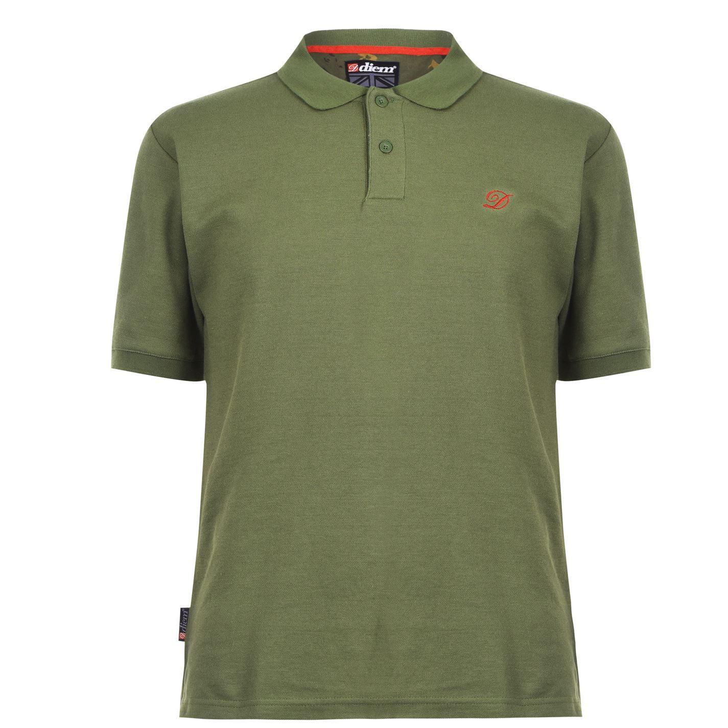 Diem Polo Shirt Green