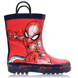 Character Infants Wellies Spiderman