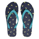 Jack Wills Newlands Flip Flops Navy Ph