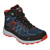 Regatta Samaris Lite Waterproof & Breathable Walking Boots MoonltDn/Org
