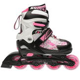 No Fear Spirit Skate Black/Wht/Pink