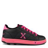 Sidewalk Sport Lane Girls Wheeled Skate Shoes Black/Pink