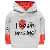 Character OTH Hoodie Infant Boys Spiderman 2