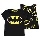 Character Short Sleeve T Shirt Boys Batman