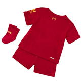 New Balance Liverpool Home Baby Kit 2019 2020 Red Pepper
