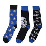 Star Wars Star Wars 3 Pack Crew Socks Mens Star Wars