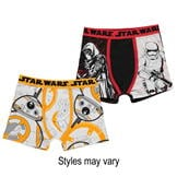 Character 2 Pack Boxers Infant Boys Star Wars