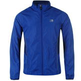 Karrimor Running Jacket Mens Blue/Blue