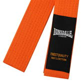 Lonsdale Martial Arts Belt Orange