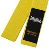 Lonsdale Martial Arts Belt Yellow