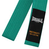 Lonsdale Martial Arts Belt Green