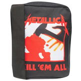 Official Crossbody Bag Metallica Kill