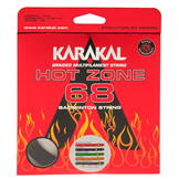 Karakal Hot Zone Badminton String Black