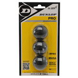 Dunlop Squash Balls Double Yellow