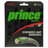 Prince Duraflex Synthetic Gut Squash String Black