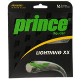 Prince Squash 16 Guage Replacement String Blue