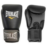 Everlast Muay Thai Gloves Black