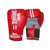 Lonsdale Contender Gloves Red