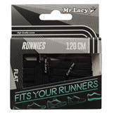 Mr Lacy Runnies Flat Black