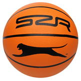Slazenger Rubber Balls Basketball Tan