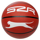 Slazenger Rubber Balls Basketball Dark Tan