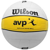Wilson AVP Volleyball White