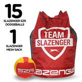 Slazenger Match Training Dodgeball Pack