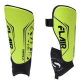 Sondico Flair Ankle Shinguards Fluo Yellow