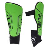 Sondico Flair Ankle Shinguards Fluo Green