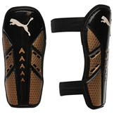 Puma Pro Training 2 Shin Guards Mens Black/White
