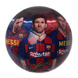 Team Messi Barcelona Football Royal Blue