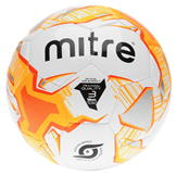 Mitre Impel Football White