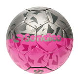 Sondico Flair Football Pink/Silver