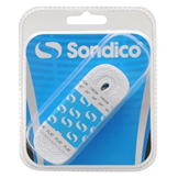 Sondico Flat Football Boot Laces White