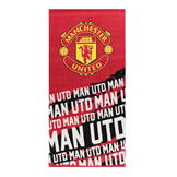 Team Velour Towel Man United