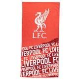 Team Velour Towel Liverpool