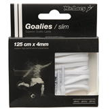Mr Lacy Goalies Slim White