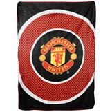 Team Fleece Blanket Man Utd