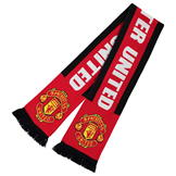 Team Football Scarf Mens Man Utd