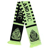Team Football Neon Scarf Sunderland
