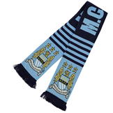 Team Football Scarf Man City