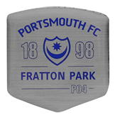 Team Football Crest Pin Badge Portsmouth